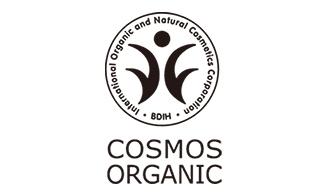 国際オーガニック認証COSMOS取得