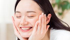 敏感なお肌をやさしく潤す高保湿タイプ