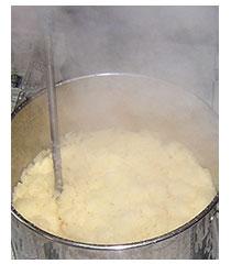釜炊き製法