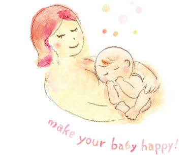 make your baby happy
