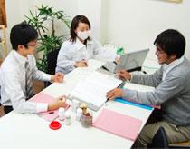 管理栄養士スタッフを中心に開発